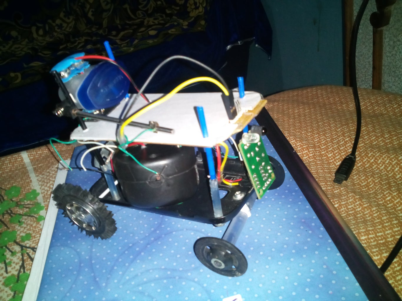 How to Make a Obstacle Avoiding Robot