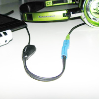 Earbud Volume Control