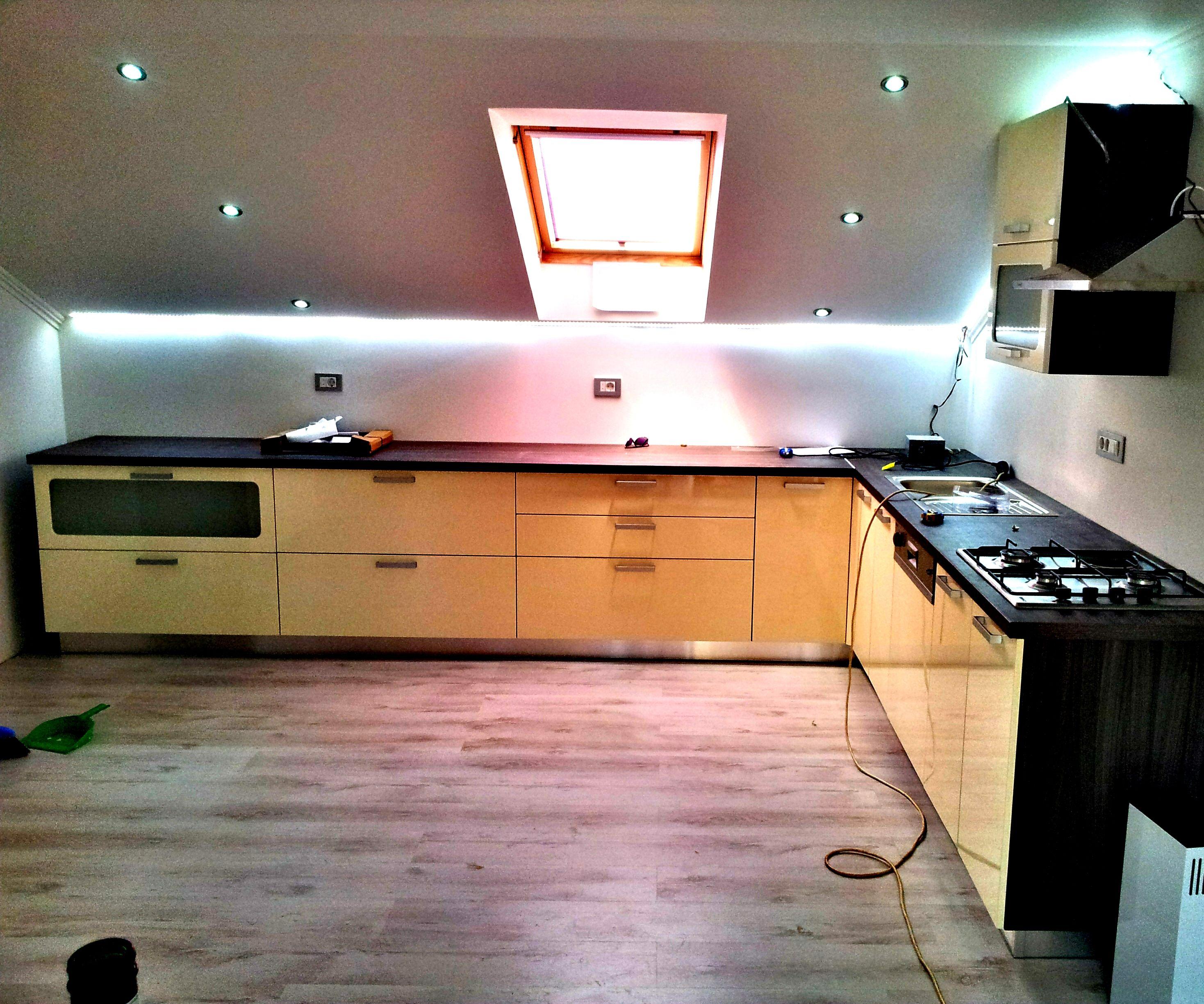 LED Lighting - renovating the old