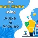 Arduino Based Alexa Home Automation | Alexa Arduino Project