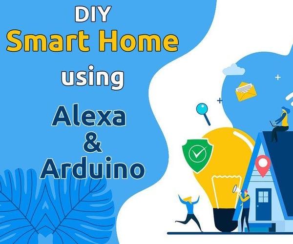 Arduino Based Alexa Home Automation   Alexa Arduino Project