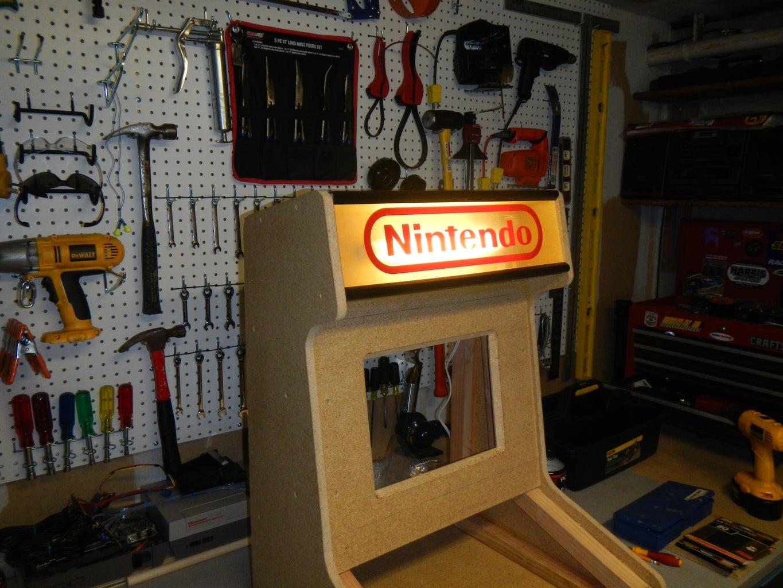 How to Build a Bartop Arcade