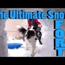 How to Build and Ultimate Snow Fort!