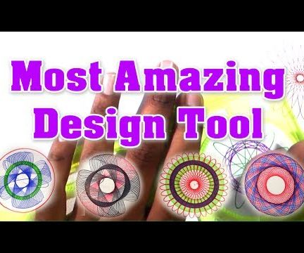 Draw Amazing Designs Easily