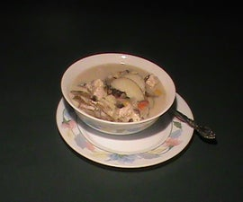 Scalloped Potatoes & Chicken
