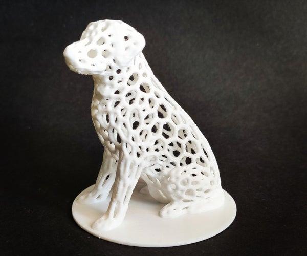 Voronoi Dog