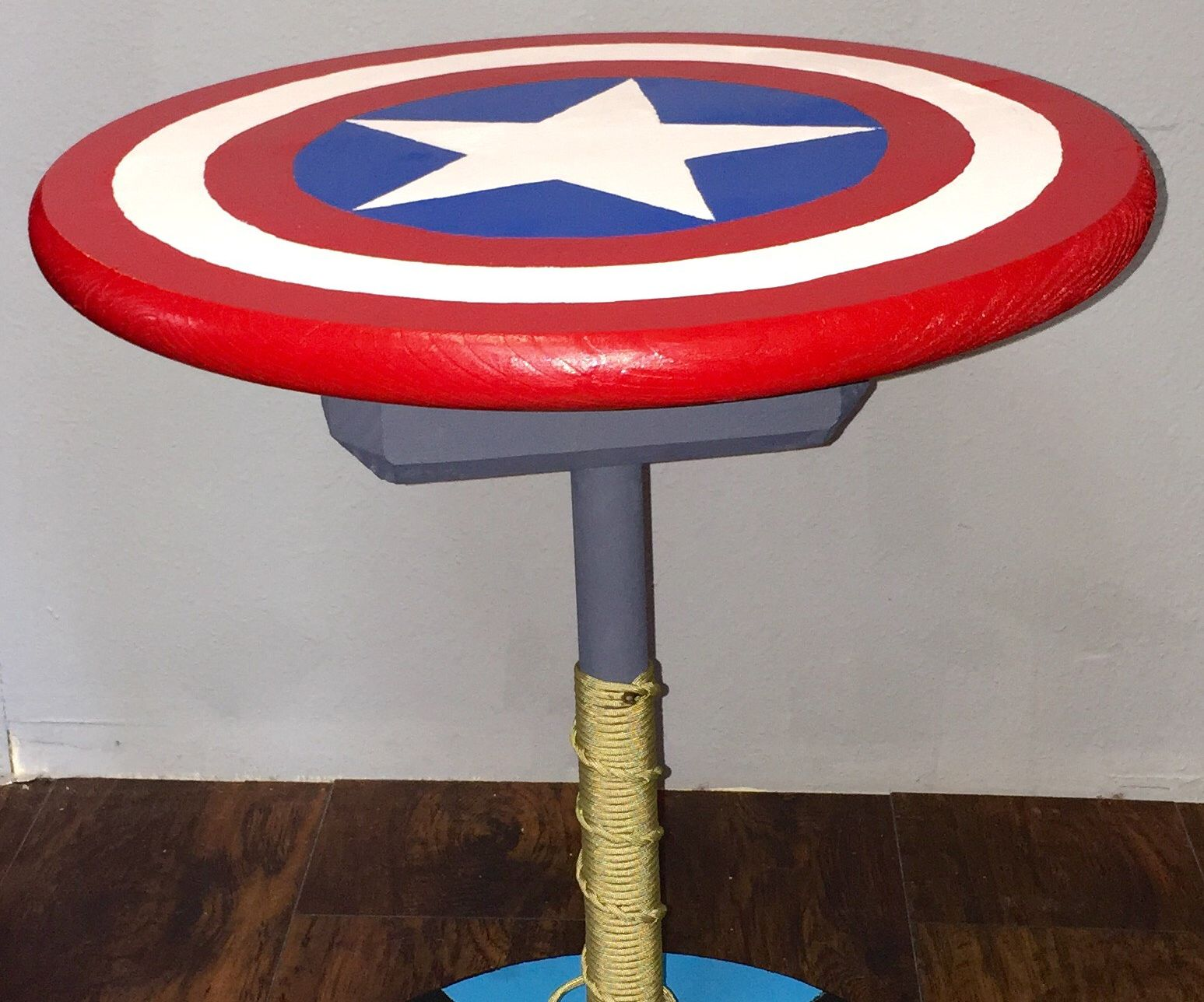 Avengers Home Defense Table
