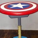 Avengers Home Defense Table