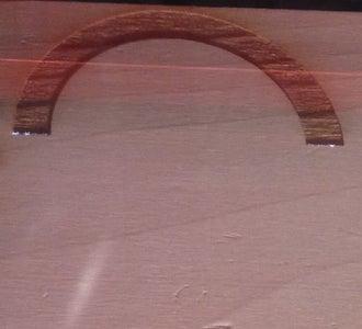 Flat Engraved Gear