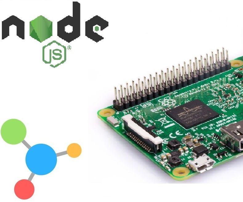Connect Raspberry Pi to Asksensors IoT Platform Using Node.js