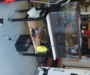 An Arduino, Hydroponics, and You: a Solar Powered Microcontroller Garden