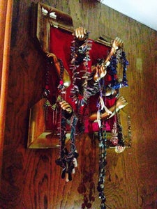 Baby Arms Jewelry Rack