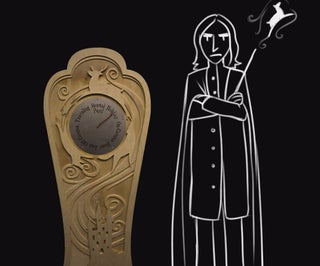 Harry Potter Inspired Weasley Clock