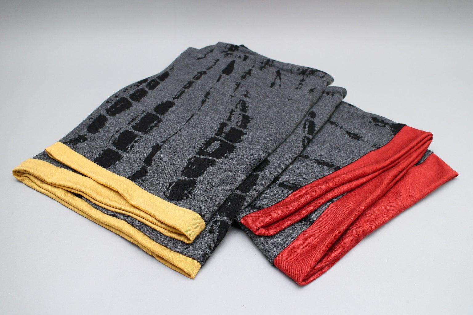 Sew a Jersey Infinity Scarf