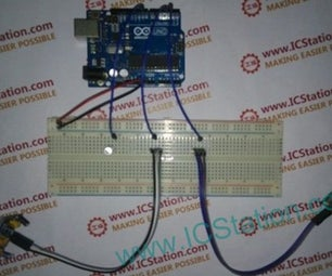 Human Body Induction Alarm Based on Arduino With Arduino UNO, Infrared Sensor Module,Buzzer Module