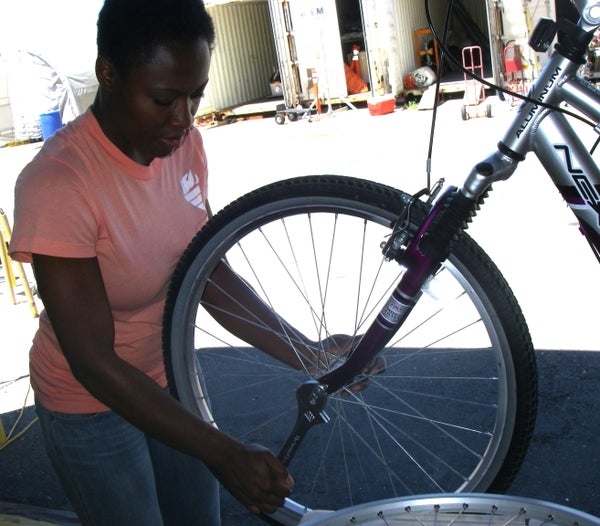 How to Patch a Flat Tire on a Bicycle