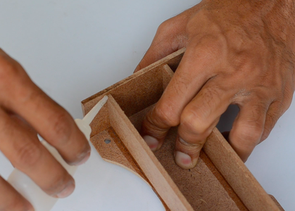 Making the Top Compartment