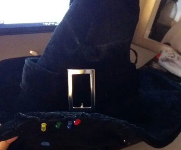 Harry Potter Sorting Hat With Arduino