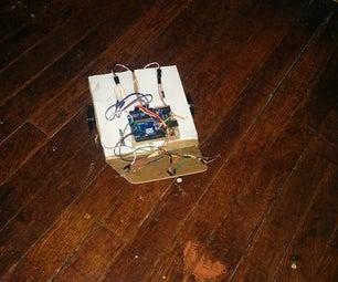 Light Following Robot (Lighttode)