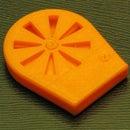 The Orange Screamer