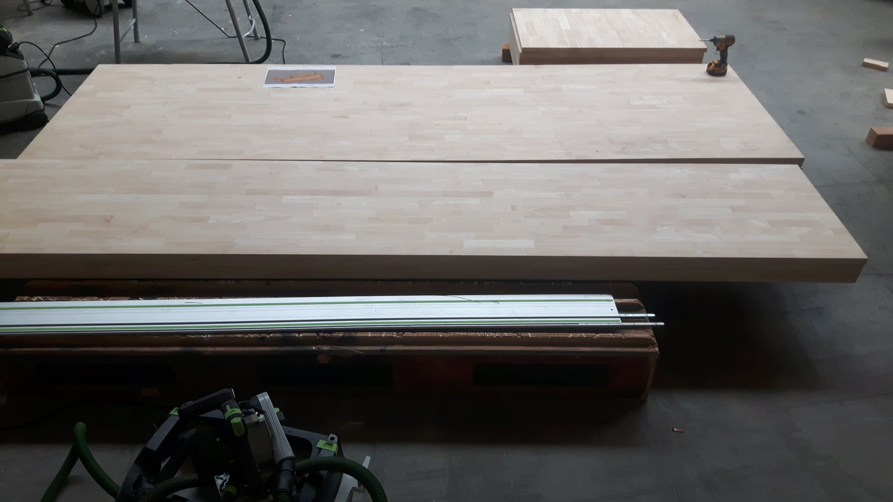 The Tables and Benches