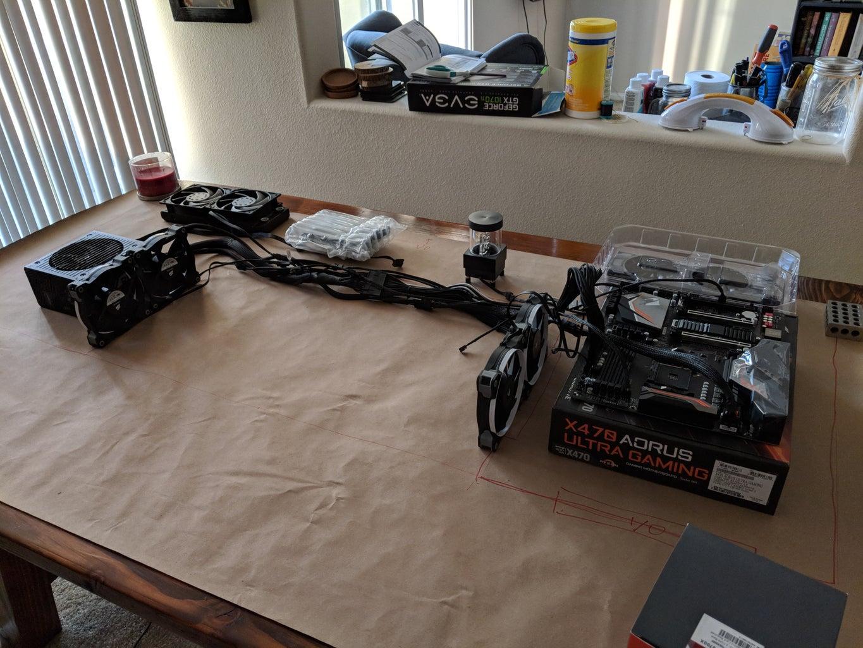 Installing Electronics and Finishing the Build