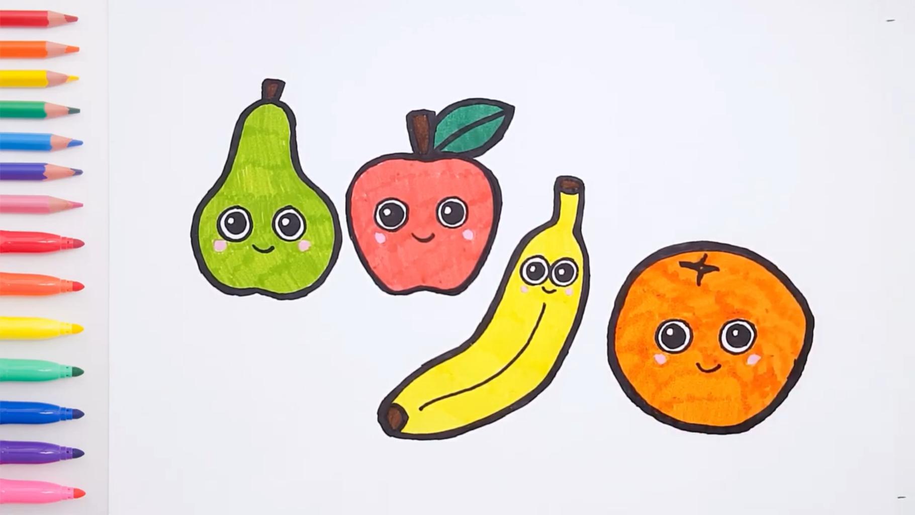 Color the Orange