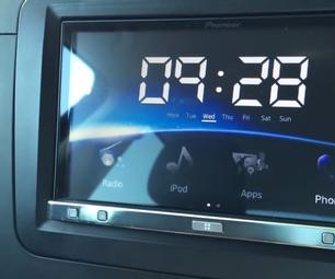PS4 in a Car