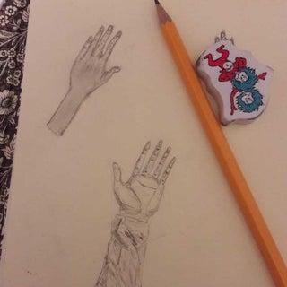 Sketching a Decent Hand