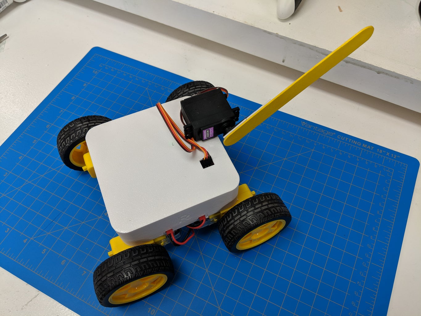 Your First OmniBot