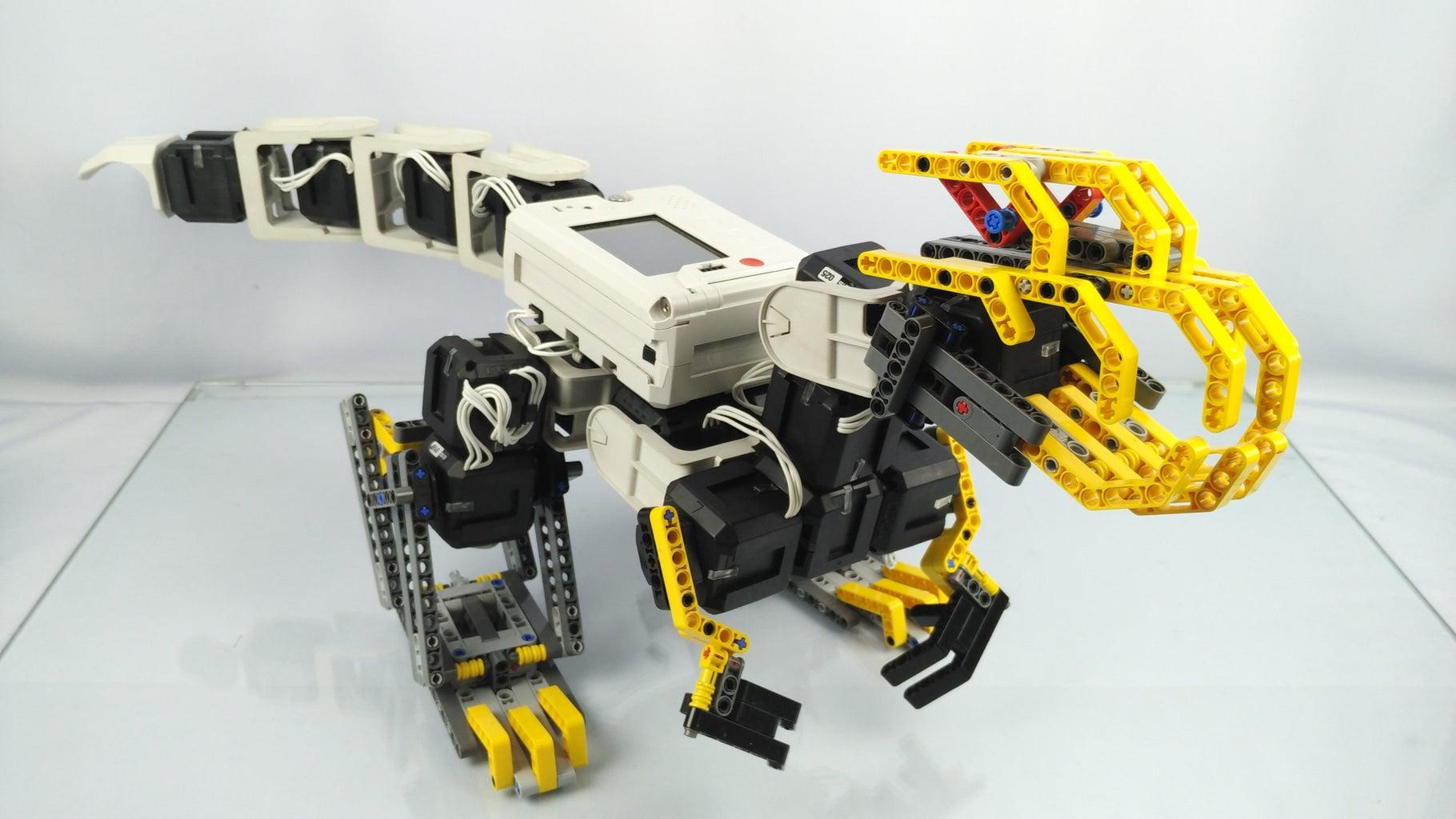 Rero Lego Dinosaur