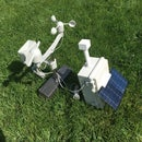 GroveWeatherPi - Solar Raspberry Pi Based Weather Station - No Soldering Required (Updated October 24, 2016)