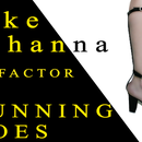 How To Make Rihanna 2012 X Factor Shoes part- 2