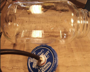 Building the Vacuum Chamber