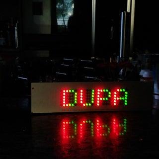 Make a 24X6 LED Matrix