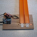 Arduino Controlled Finish Line