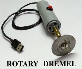 How to Make Rotary Dremel Tool