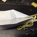 DIY POWERUP PAPER PLANE FLIGHT EXTENDER