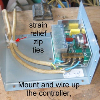 Power Controller for Hot Water Heater