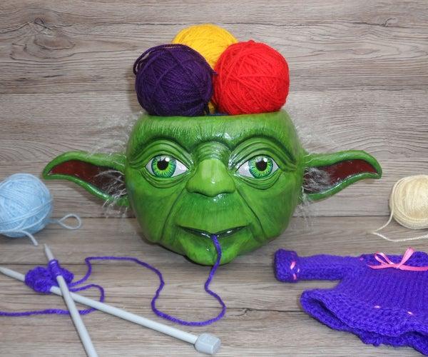 Yoda Yarn Bowl