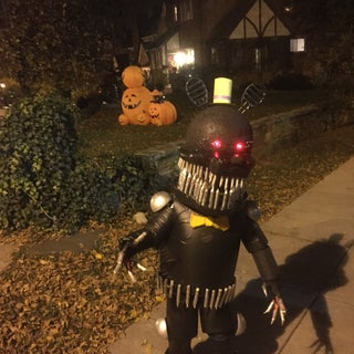 Five Nights at Freddys Nightmare Cosplays