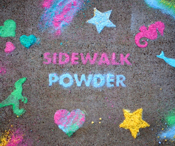 Kitchen Pantry Sidewalk Powder