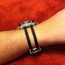 Simple Stylish Paracord Metallic Watchband Fix