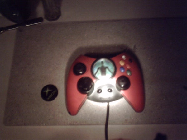Xbox Controller Jewel Mod