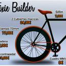 Convierte tu vieja bici en una vistosa FIXIE / SINGLE SPEED DIY