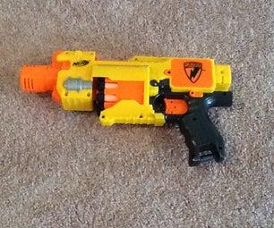 Nerf Gun Prank