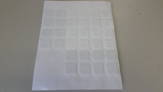 Remove the Tiles From the Design Printout