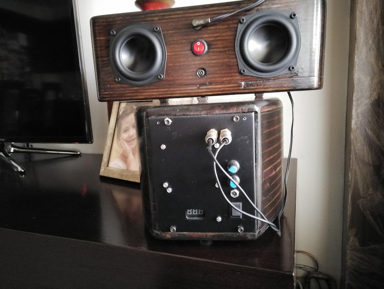 Diy Bluetooth Speaker With Subwoofer