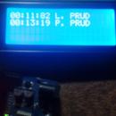 Firesport Stopwatch - Timer - Arduino + LCD