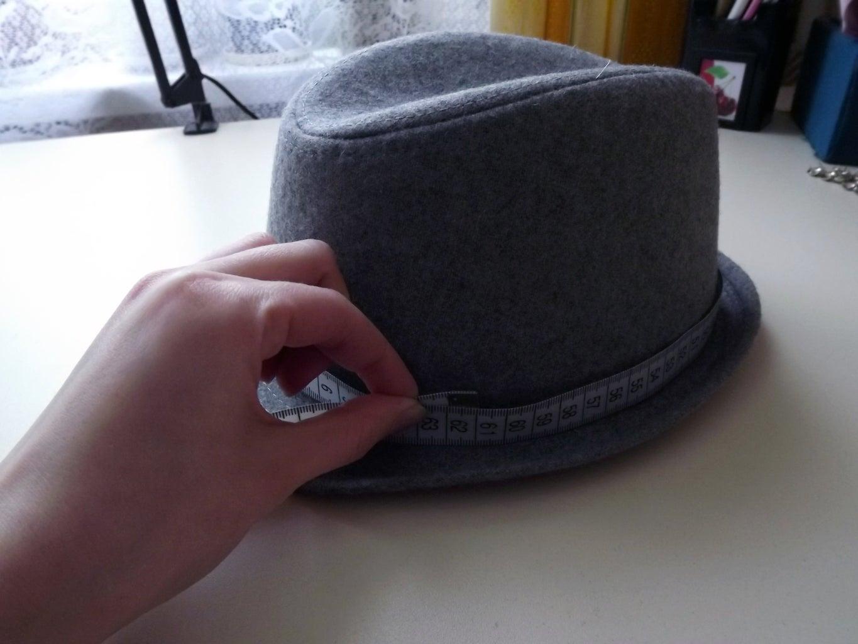 Making the Hatband 1
